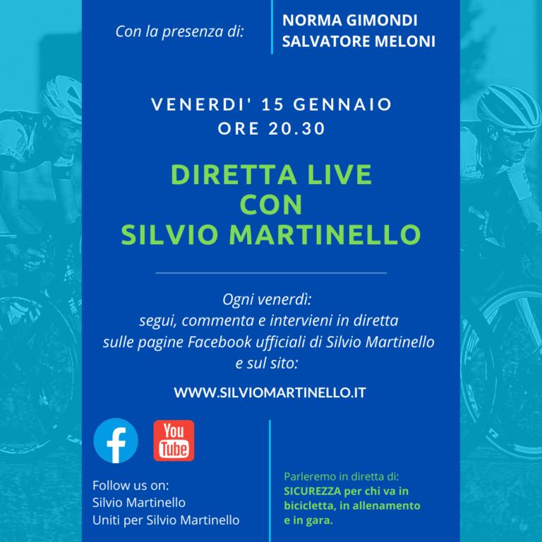 ELEZIONI FCI: Salvatore Meloni sarà al fianco di Silvio Martinello