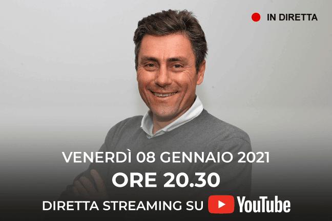 In diretta con Silvio Martinello – 1 Puntata